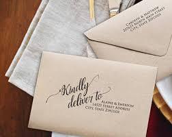 Envelope Wedding Wedding Envelopes Diy Wedding Envelope Addressing Template Etsy