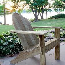free adirondack chair plans you can diy