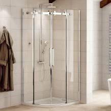 shower cubicles. Quadrant Shower Enclosures · Cubicles