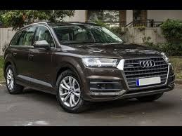 2018 all new audi q7 review