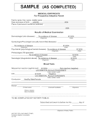 10 Best Images Of Health Certificate Pdf Medical Certificate