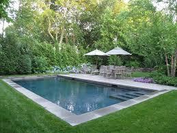 Handsome Pool, by Edmund Hollander Landscape Architects, Sag Harbor.