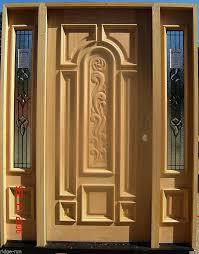 brilliant modern single front door designs for houses single main door designs