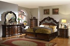 full size of king size sleigh bedroom set cherry trishley black sets brown home improvement engaging