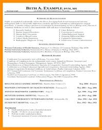 sample resume for veterinary assistant veterinary technician resume foodcity me