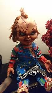 life size chucky doll life size chucky doll bride of chucky customize 1 578 65