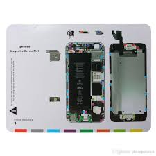 Magnetic Screw Chart Mat Magnetic Lcd Screen Tepair Tool For Iphone 5 5s 6 6plus 6s 6splus Cell Phone Repair Las Vegas Cell Phone Repair Shops From