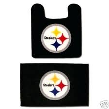 pittsburgh steelers sign rugby player new bathroom rug mat set 1