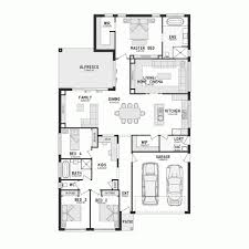 6 amazing house plans open plan living