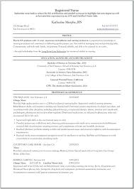 Charge Nurse Resume Charge Nurse Resume Example Nursing Resume