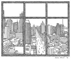 window pencil drawing. sketches window pencil drawing c