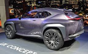 2018 lexus jeep. plain 2018 2018 lexus ux concept back photo to lexus jeep