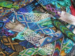 Bead Weaving Patterns Interesting How Do I Make Bead Bracelets With Pictures Cool Things