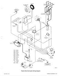 Mercruiser 170 wiring diagram