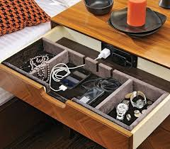 bedside table with charging station. Simple With Elia 3 Drawer Nightstand With Power Dock To Bedside Table With Charging Station E