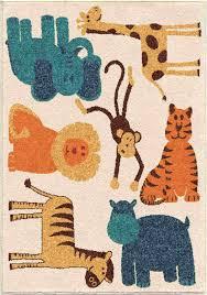 orian rugs kids safari beige area rug