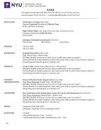 Free Resume Templates For Word Resume Template Word Doc Best Of Free ...