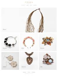more than templates available choose your theme and build a professional looking site today verel handmade jewelry