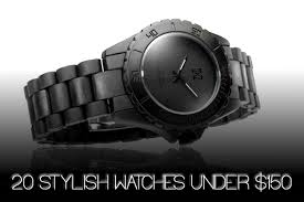 20 stylish watches under 150 refined guy stylish men s watches under 150