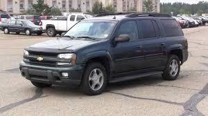 2005 Chevrolet TrailBlazer EXT Photos, Specs, News - Radka Car`s Blog