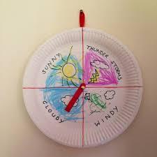 Weather Chart My Kid Craft