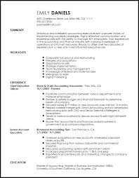 Chief Operating Officer Resumes Free Professional Chief Executive Officer Resume Template