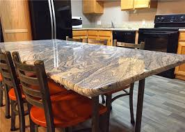 37 x 96 granite stone kitchen countertops with bullnose edges grey color