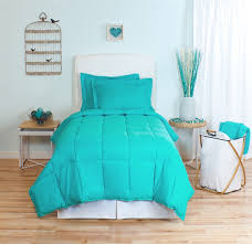 Turquoise Comforter Set - Twin XL / Extra Long Twin & Was: $119.99 Adamdwight.com