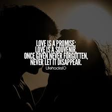 Quote For Love
