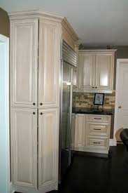 Storage Pantry Cabinet Angled Pantry Cabinets Allow For Storage And No Sharp Corners