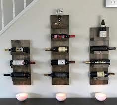 rustic wine rack the steven spice rack