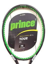 Prince Tour 95 Tennis Racquet Grip Size 4 3 8 Common
