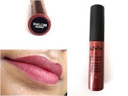 nyx soft matte lip cream budapest