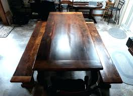 finished wood table tops nonsensical finishing top asonp info decorating ideas 7