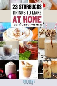 You'll learn everything about these popular refreshers and how to make copycat refresher recipes at home! How To Make Your Favorite Starbucks Drinks At Home Our Home Made Easy