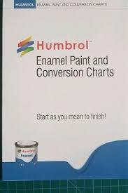 Humbrol Paint Chart Uk Humbrol P1158 Enamel Paint Colour And Conversion Chart