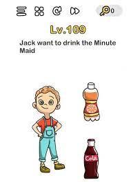 Feb 05, 2021 · sebelum memberitahukan kunci jawaban jack ingin minum jus jeruk brain out, kita bahas dahulu seperti apa tantangan yang ada di level 109 ini. Jack Ingin Minum Jus Jeruk Brain Out Kunci Jawaban Brain Out Level 109 Jalur Tekhno