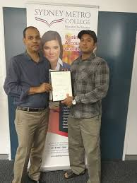 muhammad wasay arsal advanced diploma of business sydney metro  what muhammad wasay arsal says about syndey metro college ""
