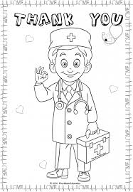 Your child will have a blast letting their creativity flow while filling in one of our printable coloring pages. Free Colouring Sheets For Kids Doctors Nurses Nhs The Mum Educates