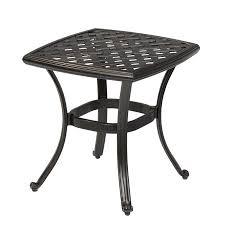table captivating black metal outdoor hampton bay side tables d11334 ts 64 1000 19 outdoor black