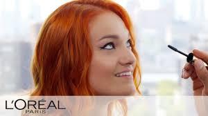 convertible cat eye makeup tutorial l oréal