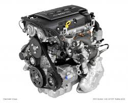 GM 1.4 Liter Turbo I4 Ecotec LUJ & LUV Engine Info, Power, Specs ...