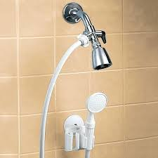 portable shower head for bathtub faucet handheld shower head attaches to your tub spout cool tub