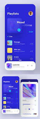 Mobile App Ui Design Trends 2019 25 Modern Mobile App Ui Design With Amazing Ux Inspiration