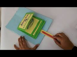 How To Create A Flip Chart How To Make A Easy Flip Chart For Structure Of Chloroplast