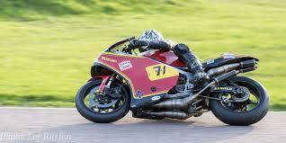 Rg500 racers Alex Symon