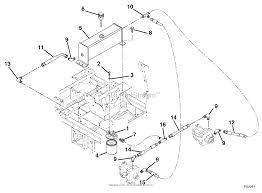 Hydraulic tank filter and pump to tank circuit on daihatsu diesel engines