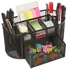 desk tidy. Wonderful Tidy MOCREO Desk Tidy Mesh Organiser Set Office Caddy  Tray Multifunctional On I