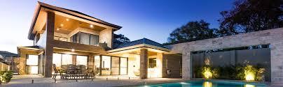 custom homes perth