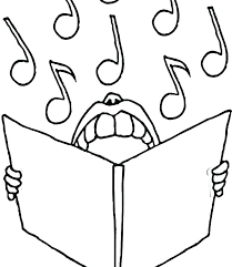Free Music Coloring Pages For Preschoolers Music Notes Coloring